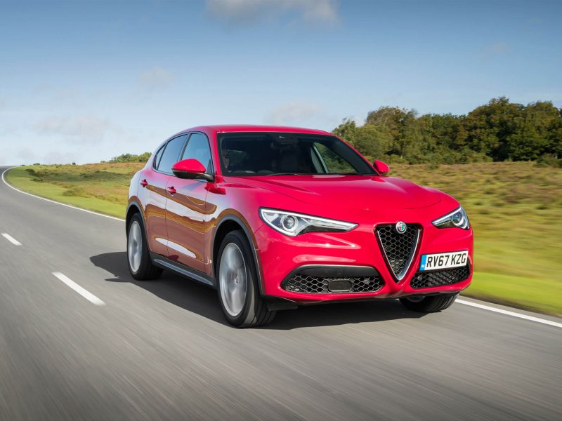 2018 Alfa Romeo Stelvio Revealed