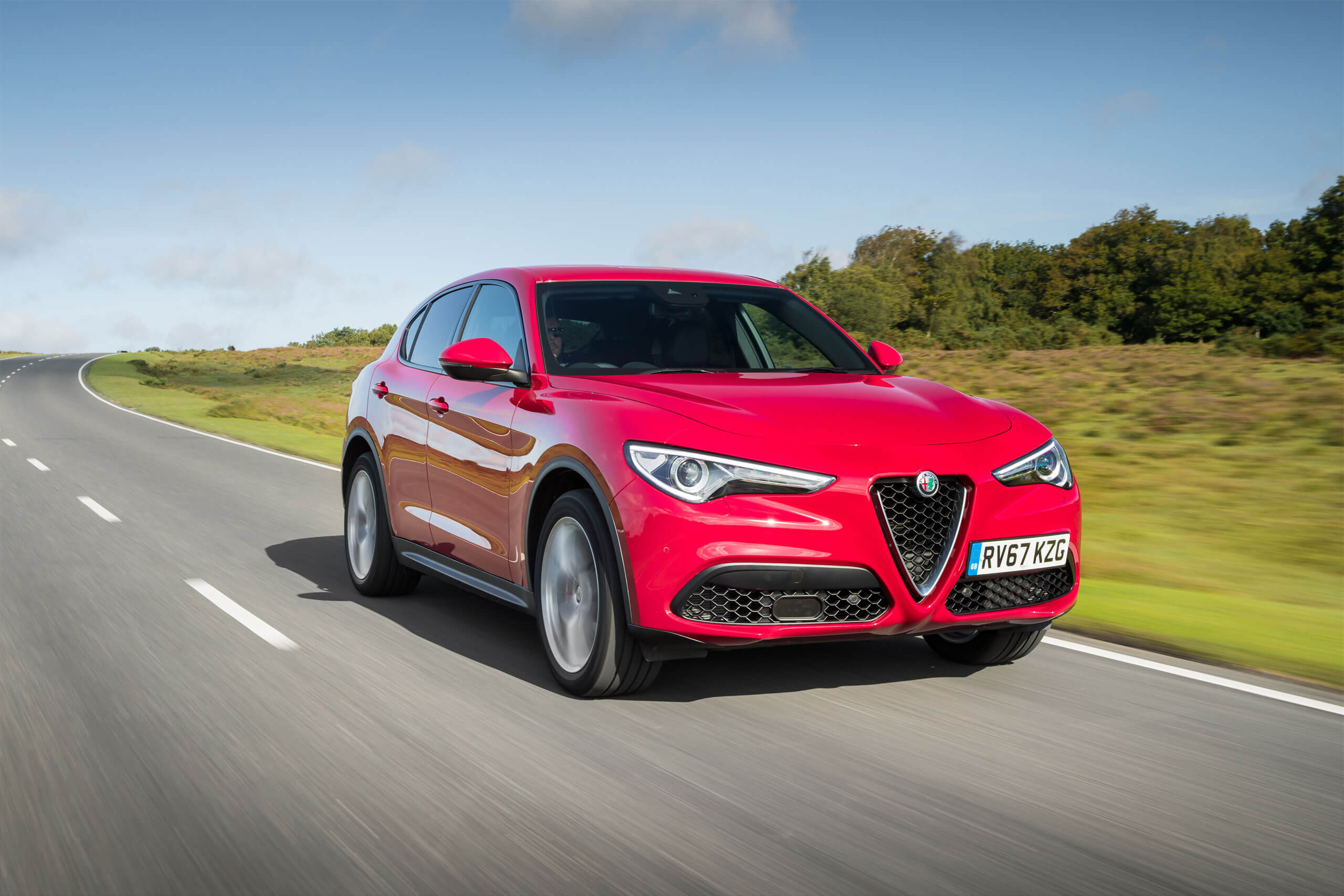 2018 Alfa Romeo Stelvio Revealed