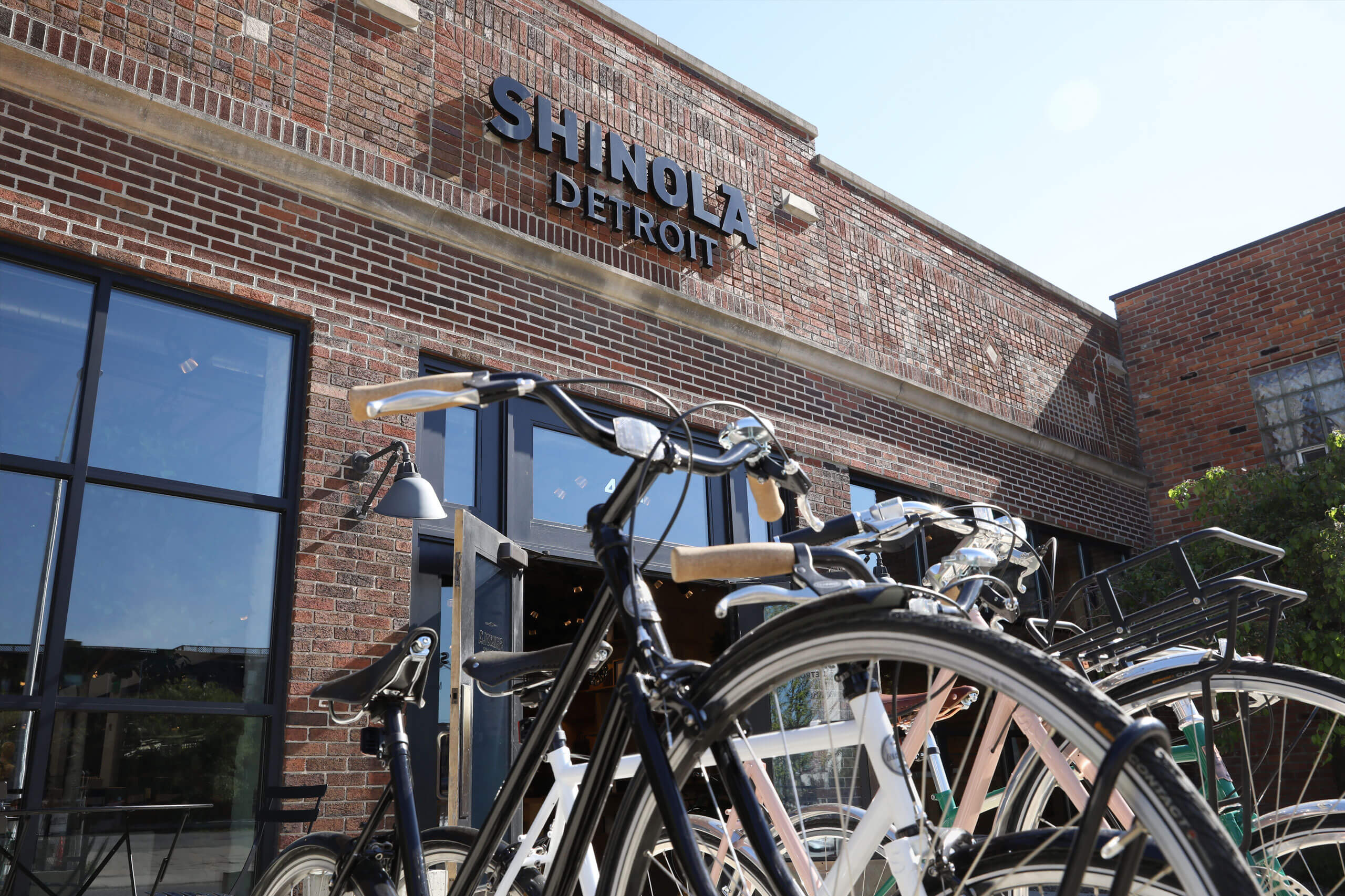 Shinola Head Quarters	Building in Detroit, Michigan, United States.