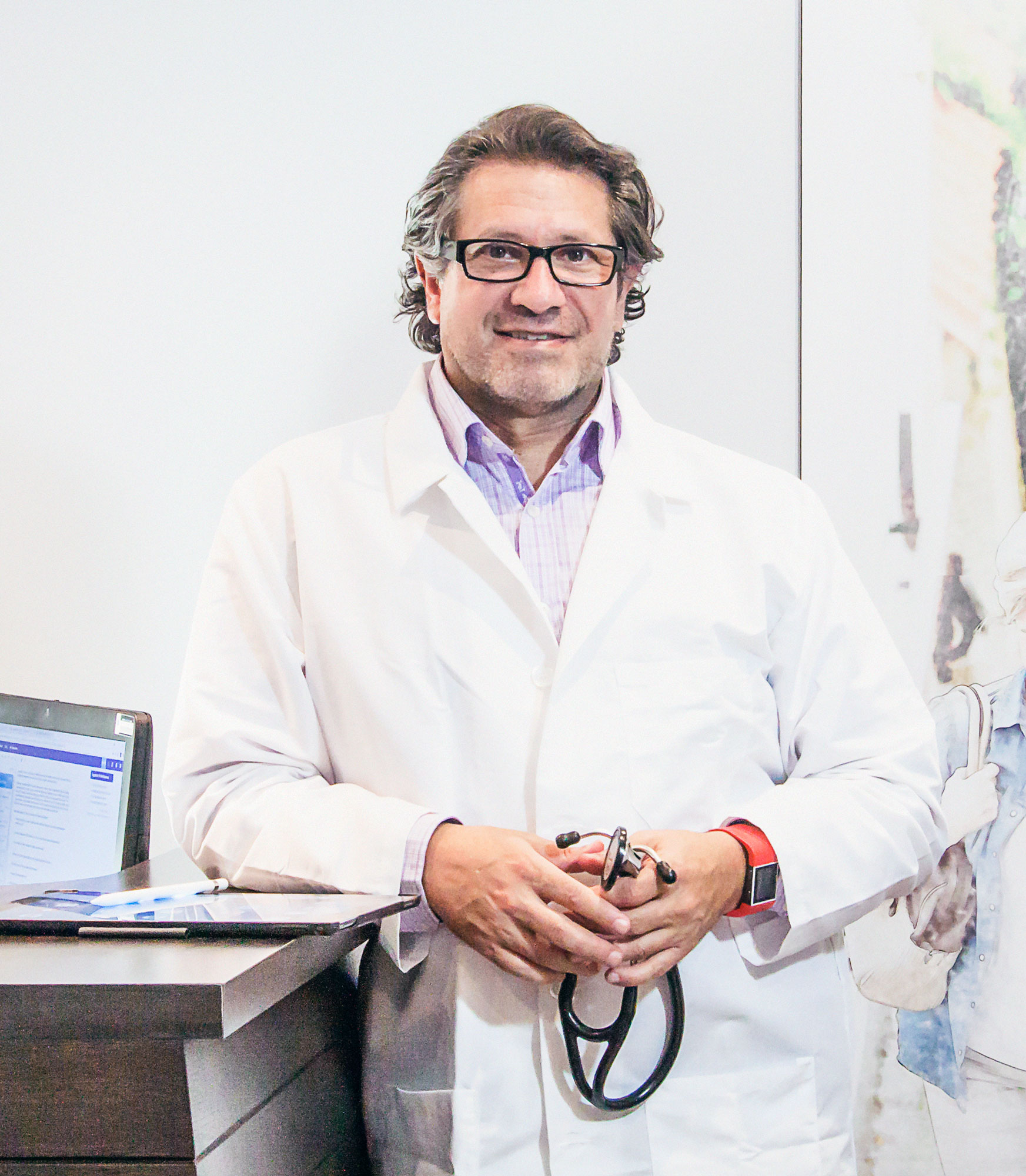 Dr. Ron Mayer – Chief Medical Officer.