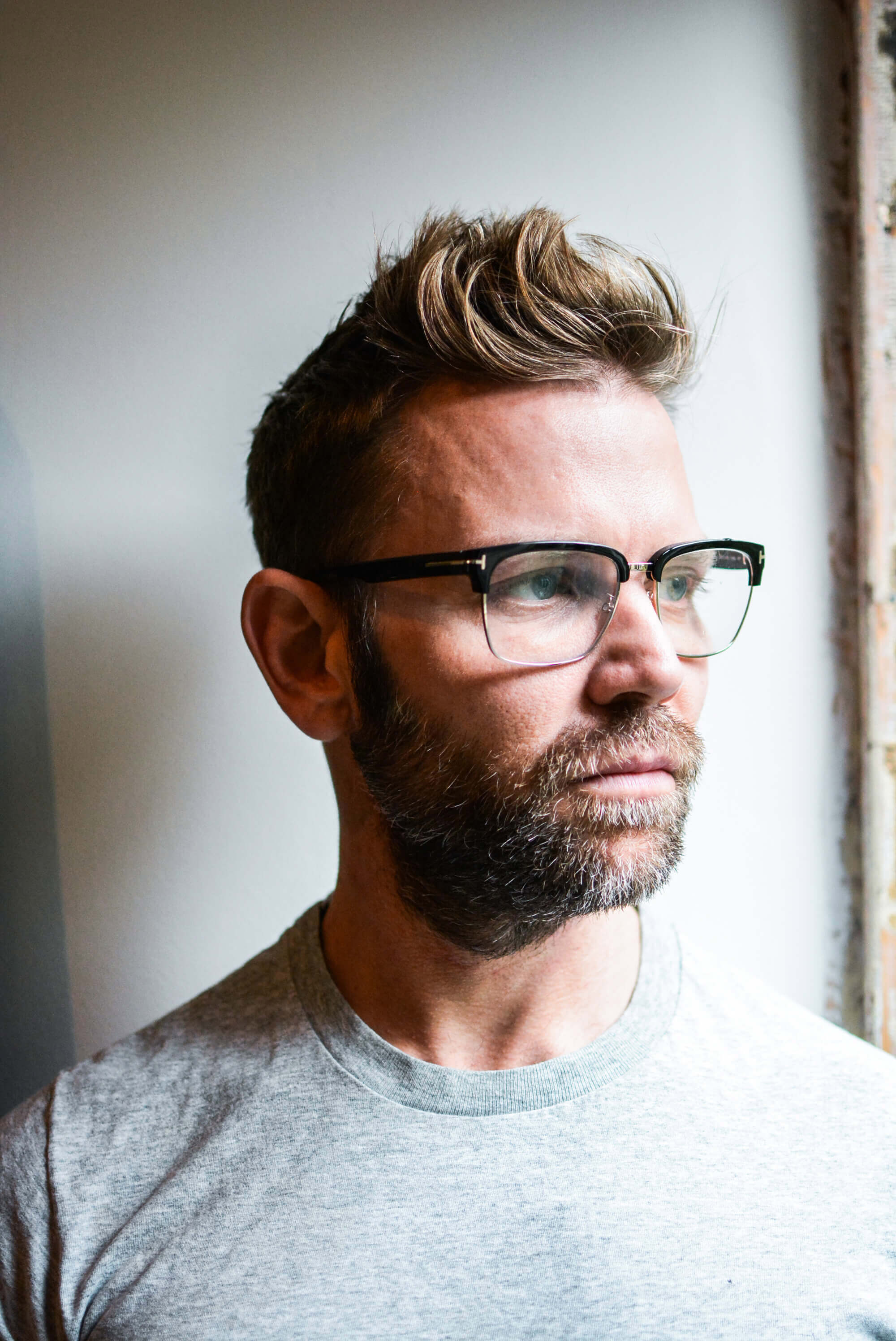 Jay Wells explores different glasses as one way to make you look younger.