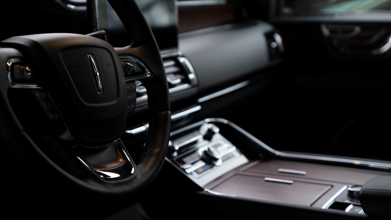 2018 Lincoln Navigator Interior View