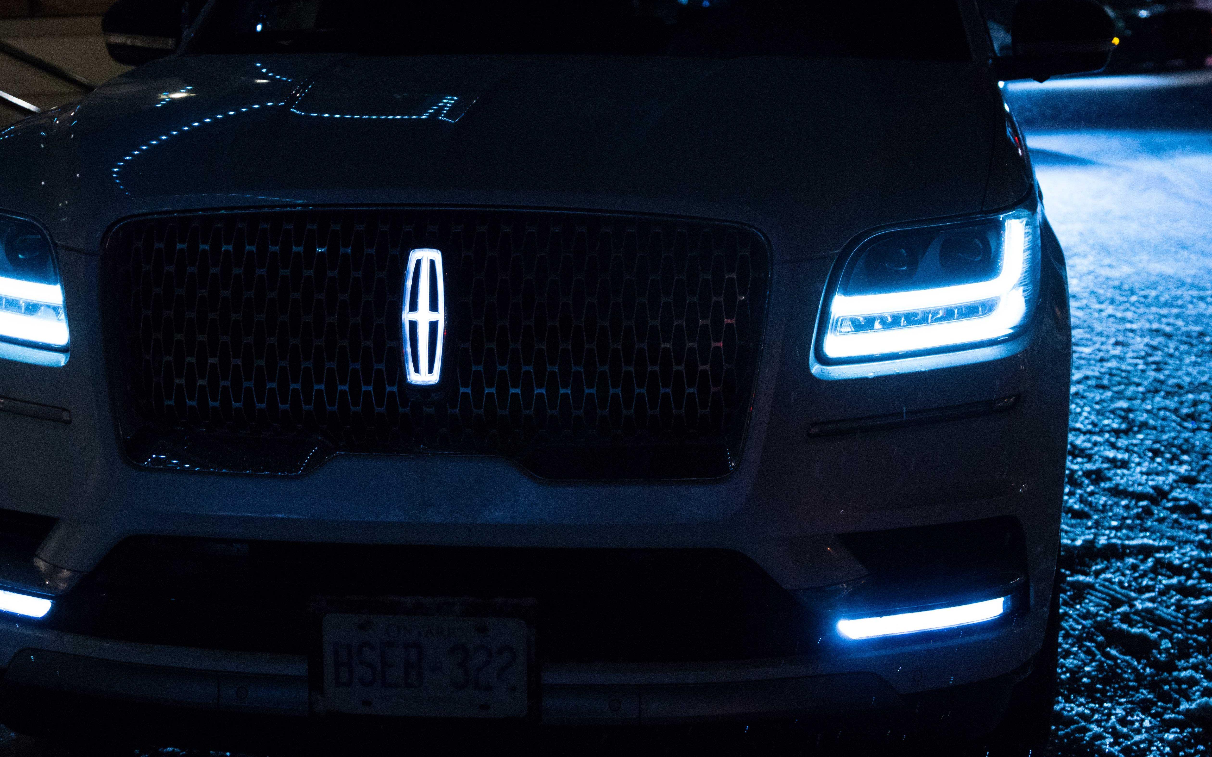 2018 Lincoln Navigator Reserve Exterior Lights