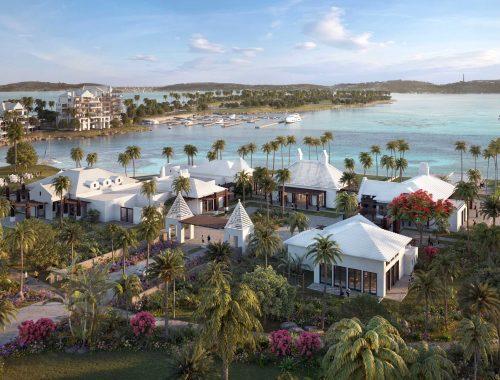 The Cove, overall resort in Coraline Bay, Bermuda