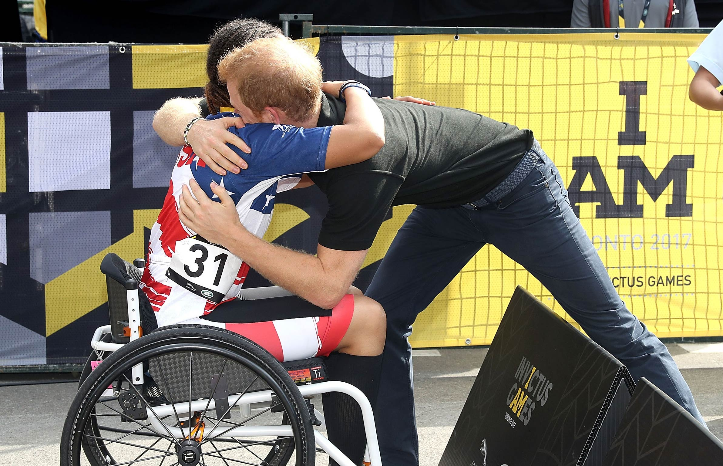 Prince Harry Invictus Games Toronto 2017