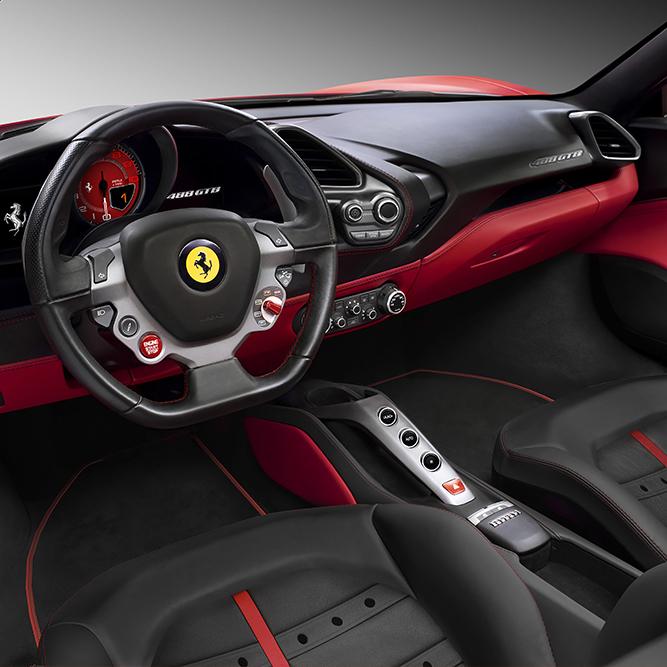 Ferrari Special Edition 488