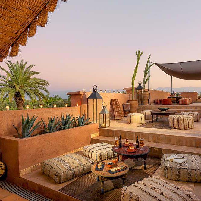 Yoga Retreat Marrakech